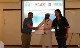 WCASET Past Conference