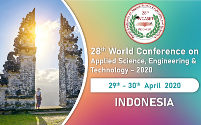 WCASET Conference Indonesia