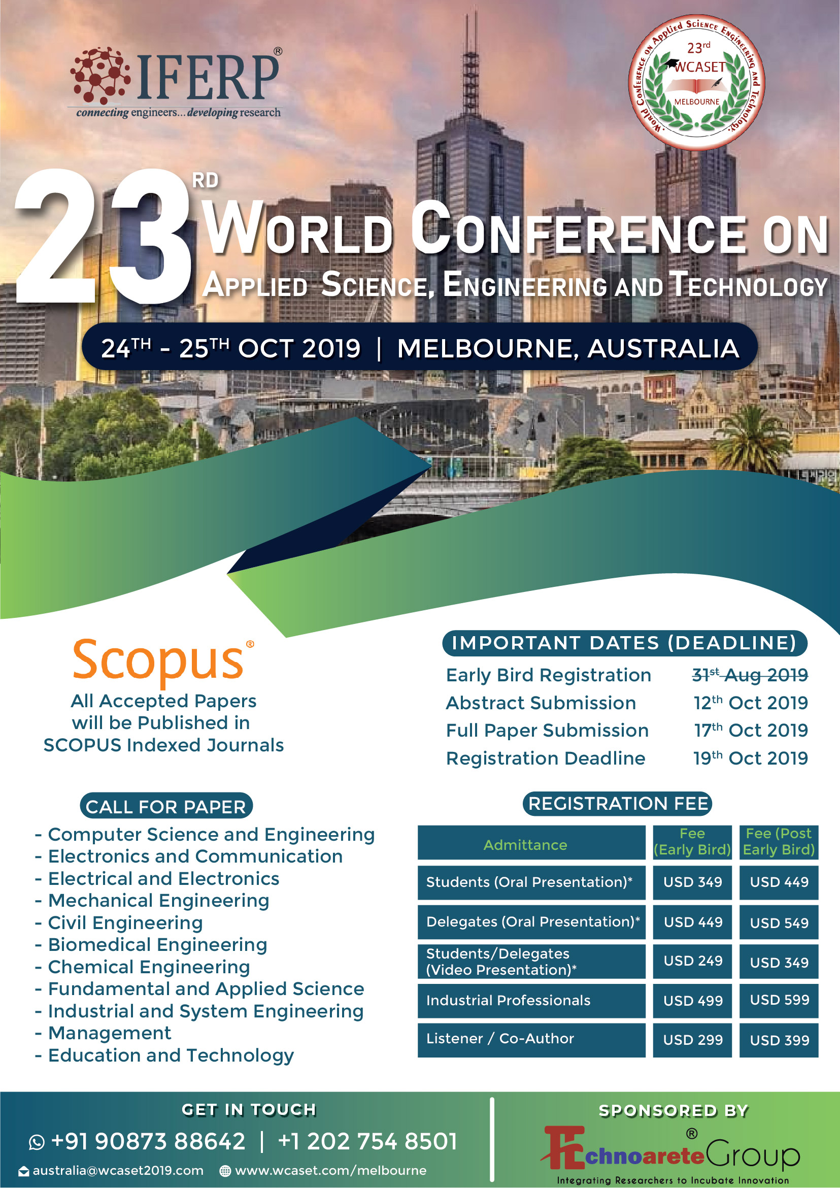 Conferences in Australia | International Conferences in